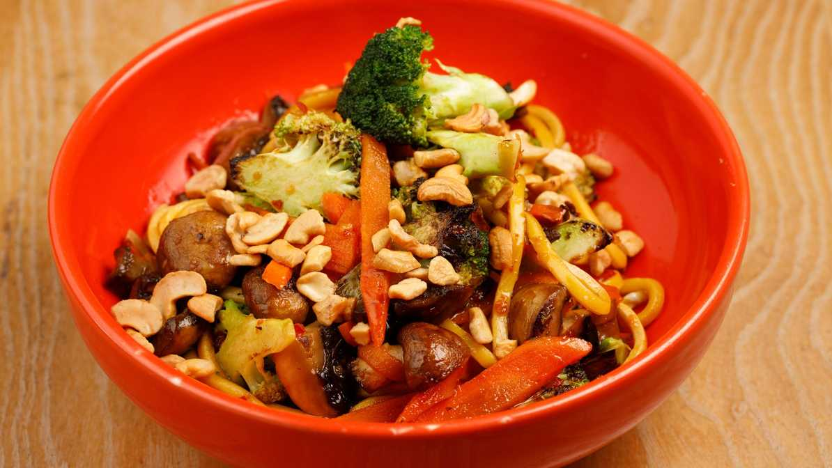 Chicken Wok Out Bowl