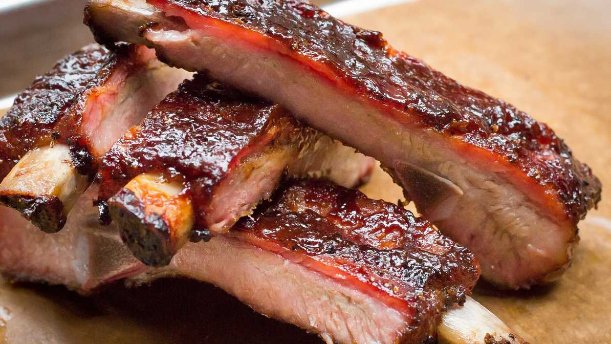 Pork Ribs by the 1/2 lb