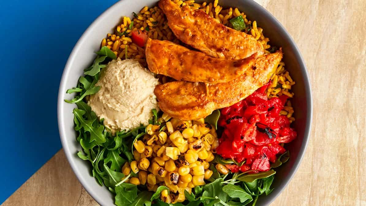 PERi-PERi Chicken Tender Bowl