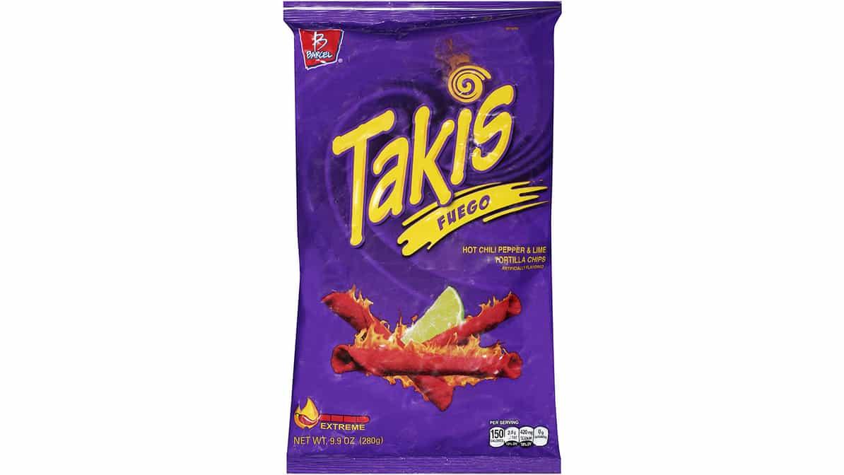 Takis Fuego Chips (9.9oz)