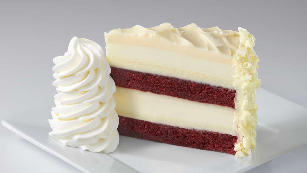 Ultimate Red Velvet Cake Cheesecake™