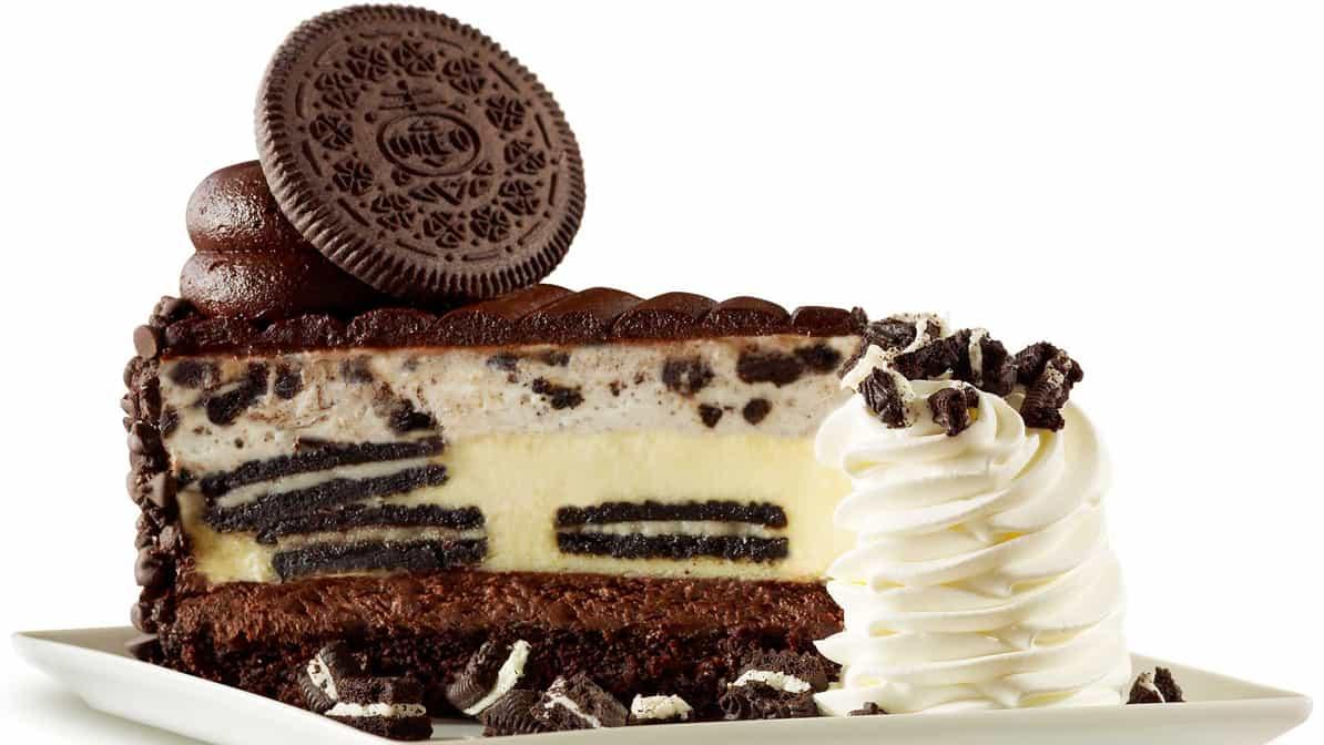 Oreo® Dream Extreme Cheesecake
