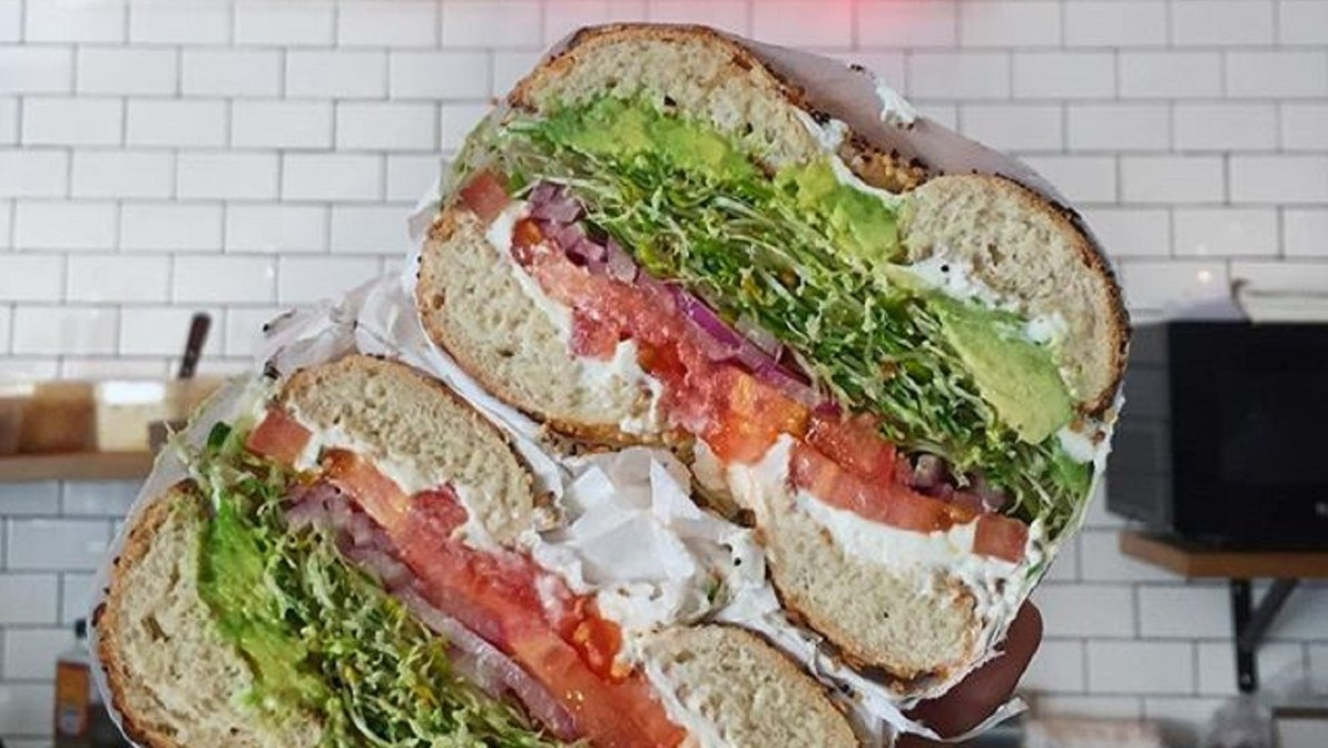 Bagel Kitchen Delivery Takeout 1132 Forest Avenue Pacific Grove Menu Prices Doordash