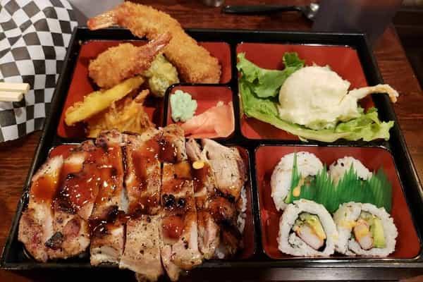 Teriyaki Kitchen Delivery Takeout 2659 Gessner Road Houston Menu Prices Doordash