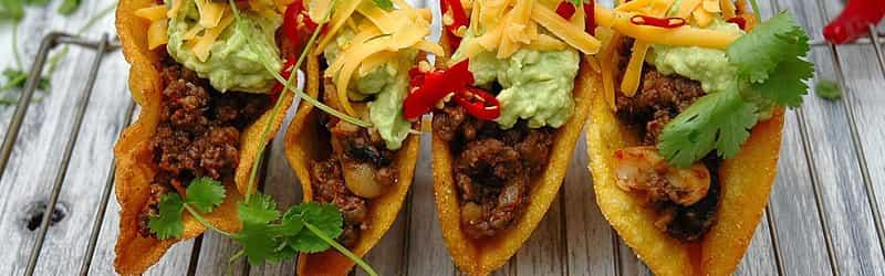 new yummy taco