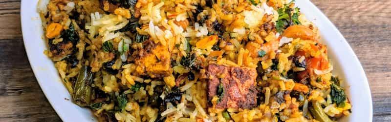 Chicken Biryani Express Halal