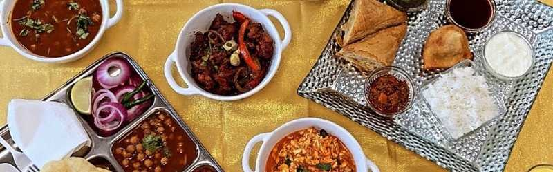 Mama's Indian Kitchen & Food Mart
