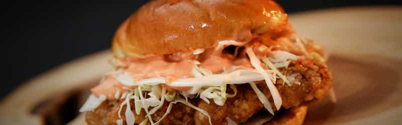 Karaage Burger