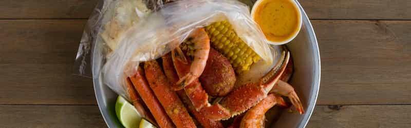 7 Spice Cajun Seafood