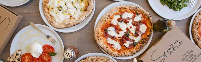 Spuntino Wood Fired Pizza
