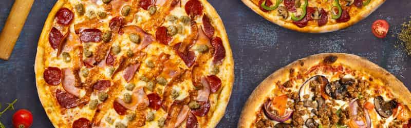 Pizzas & Bites