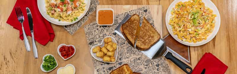 I Heart Mac & Cheese