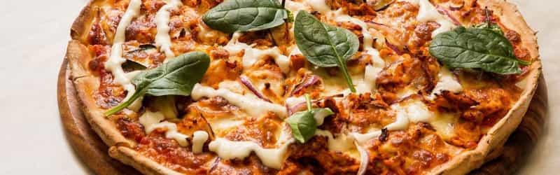 Dante's California Style Pizza & Cafe