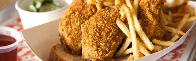 New York fried chiken