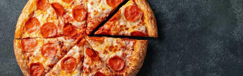 Kosher Bravo Pizza