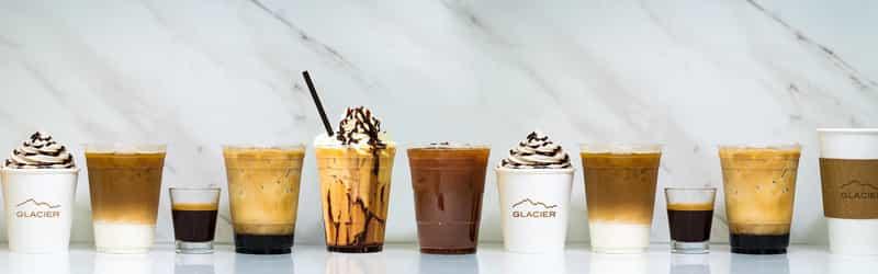 Glacier Chocolate + Coffee