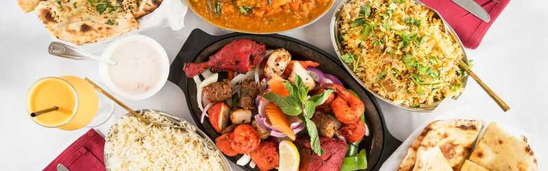 Indian Masala Grill