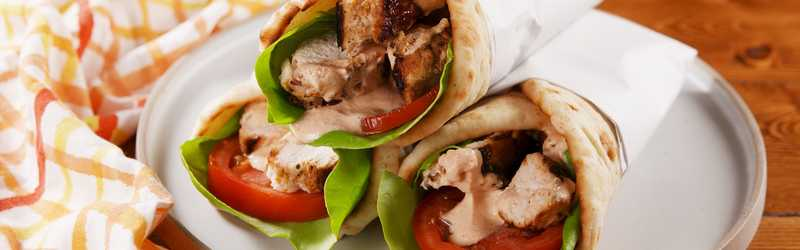 Saucy's Sandwiches and Wraps