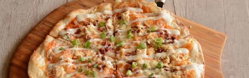 PYRO'S Fire Fresh Pizza