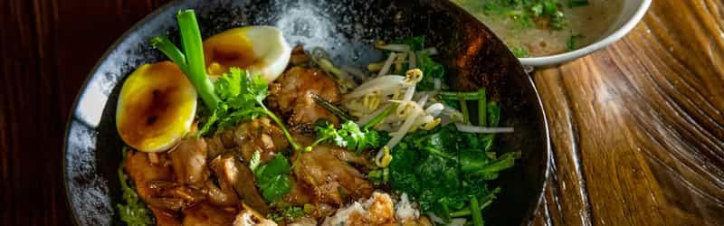 Bua Thai Ramen and Robata Grill
