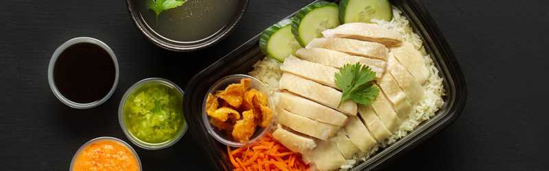 Chicken Meets Rice