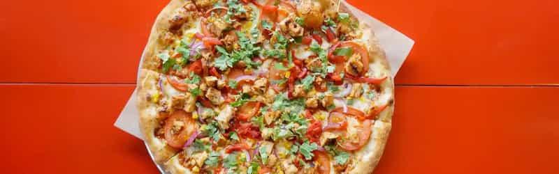 Miami Halal pizza