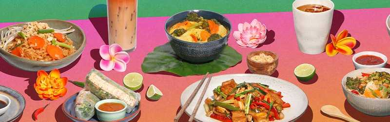 Nice Rice Vegan Thai