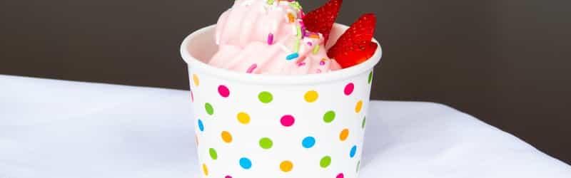 Redberry Frozen Yogurt