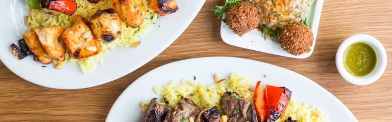 Zaytoon Mediterranean Restaurant & Bar