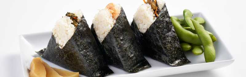 Onigilly (Japanese rice balls)