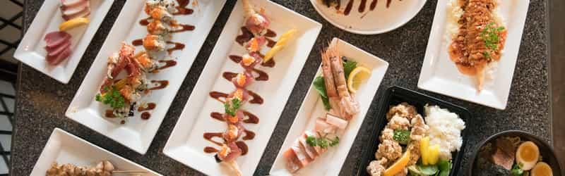 Ten Sushi #35