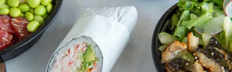 IJ Sushi Burrito