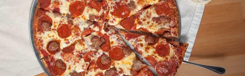 D6 Pizza