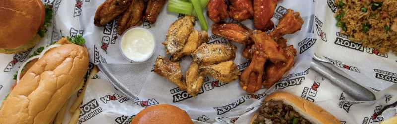 WNB Factory - Wings and Burger