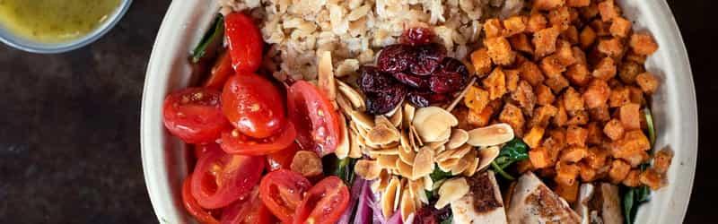 Savanna Salad Bowls & Sandwiches