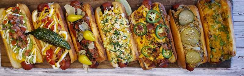 Woofers Hot Dogs