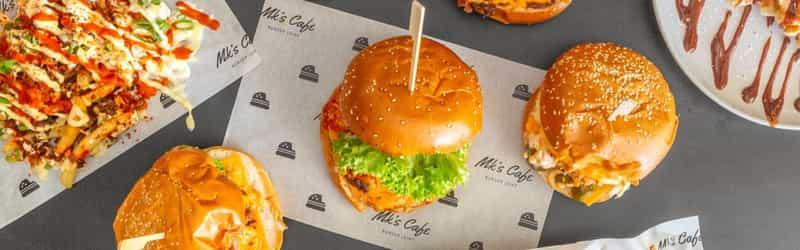 MK's Cafe Burger Joint