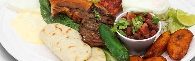 La Costa Honduran & Latin Food