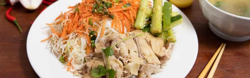 Gai Chicken Rice