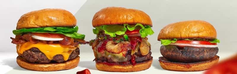 Feelin' Vegan Burgers