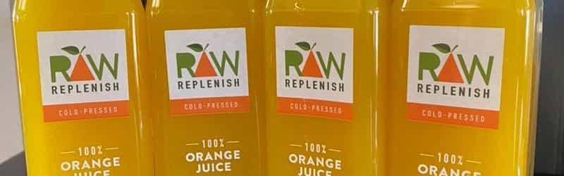 RAW REPLENISH