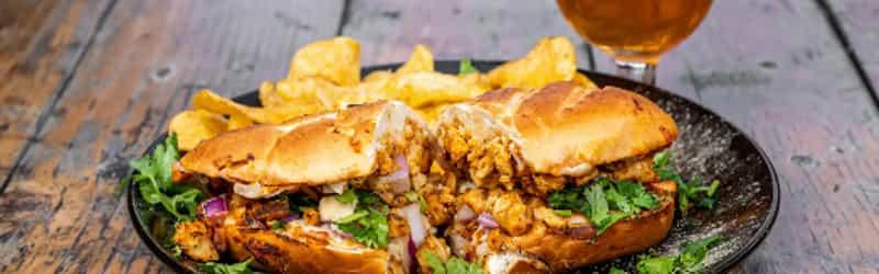 Bombay Sandwich Shop