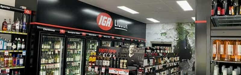 IGA Liquor