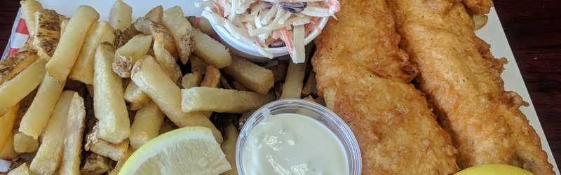 Captain Mike's Fish & Chips