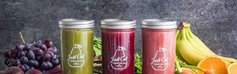 Just Cut Organic Juice Bar
