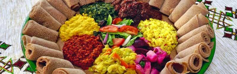Meseret Ethiopian Restaurant