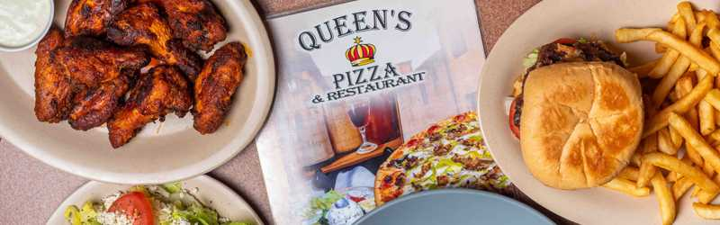QUEEN'S PIZZA