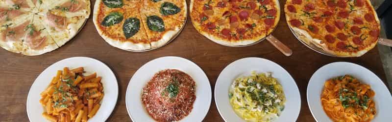Pizza Pasta Dilla-