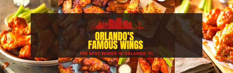 Orlando's Famous Wings