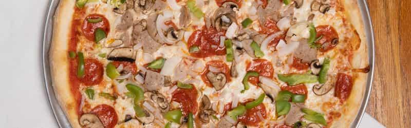 Elizabeth's Pizza(Silas Creek Parkway) Italian Restaurant